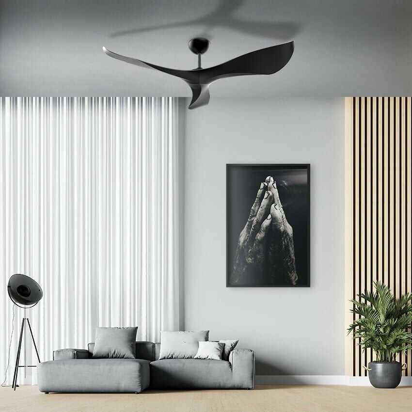 מאוורר תקרה מעוצב-יתרונות בעיצוב הבית